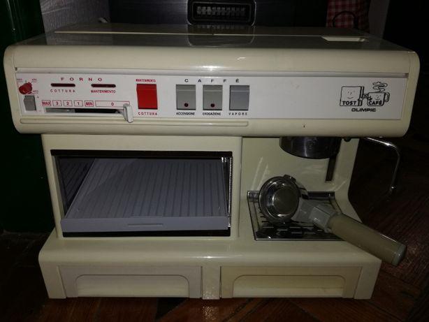 Máquina de café c/ Mini Forno/Torradeira