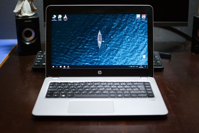 Ноутбук I7, 12 ОЗУ! Ssd 256 Гб! Hp Probook 430 G4, ноутбук Hp
