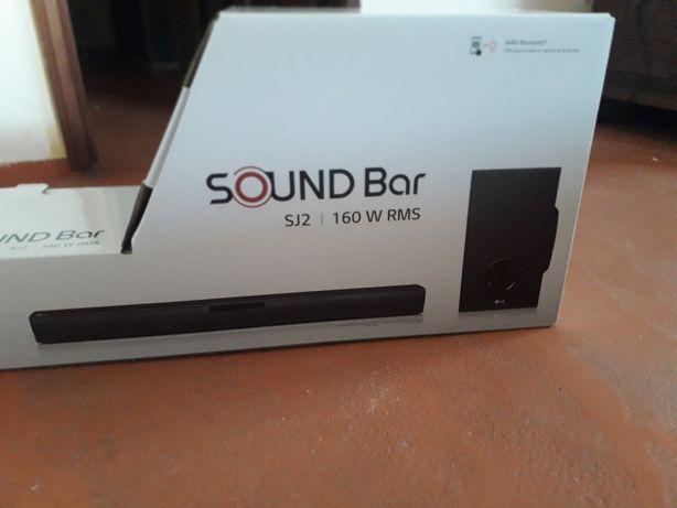 Sond bar LG 160w Rms