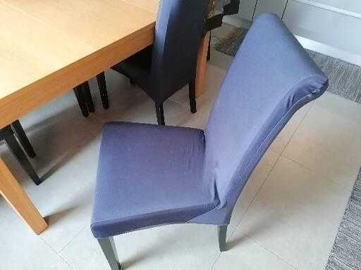 Cadeiras usadas bom estado