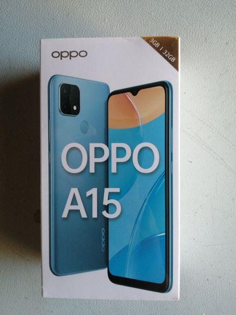 Vendo um aparelho telemóvel OOPPO A15 32  GB