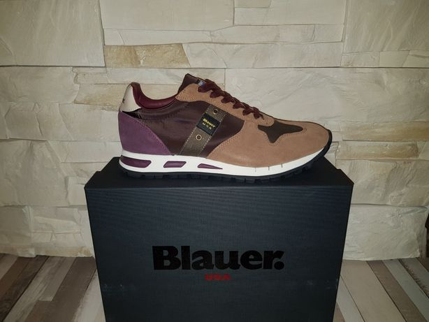 Blauer USA Sneakersy!