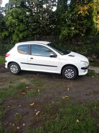 Peugeot 206 1,4benzyna