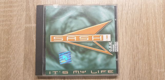 Sash_It's My Life_Płyta CD_Oryginał (hologram)