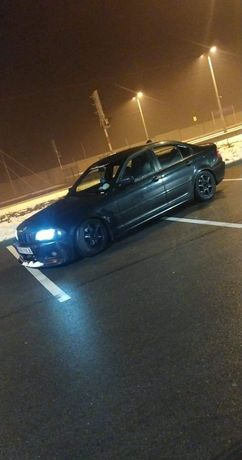 Zderzak tylny BMW E46