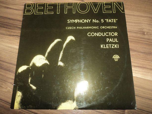 "Płyta winylowa Ludwig van Beethoven-Symphony No. 5 ""Fate"