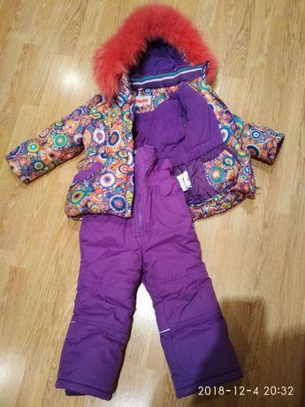 Комбинезон, куртка, курточка, зима