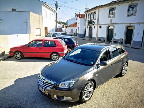 Opel insígnia 2012