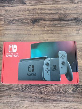 Nintendo Switch V2 Gwarancja 3 lata od 04.2021+ Gra Mario Odyssey