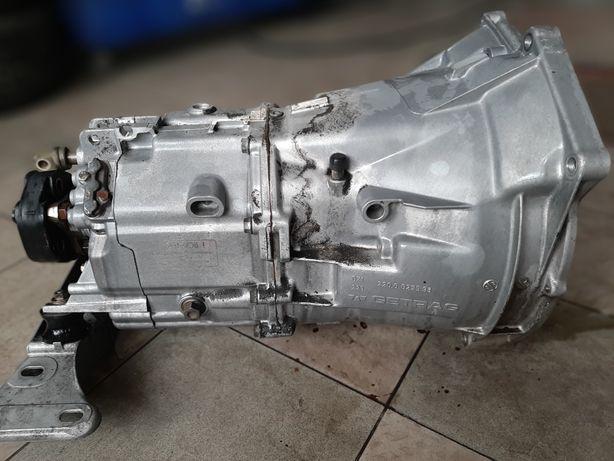 Skrzynia biegów BMW e39 e46