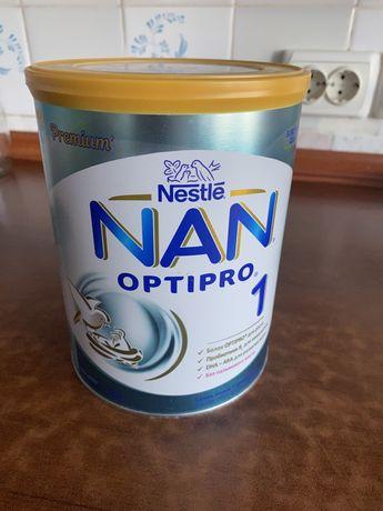 Сухая молочная смесь NAN Optipro 1, для детей с рождения, 800 г