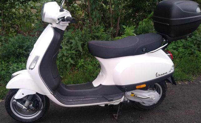 Piaggio Vespa lx 50 motorower Sprzedaż Zamiana Bardzo Mały przebieg