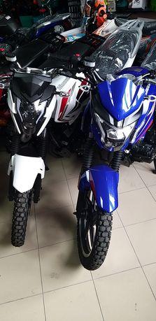 Мотоцикл Mysstang МТ -200 Дорожній