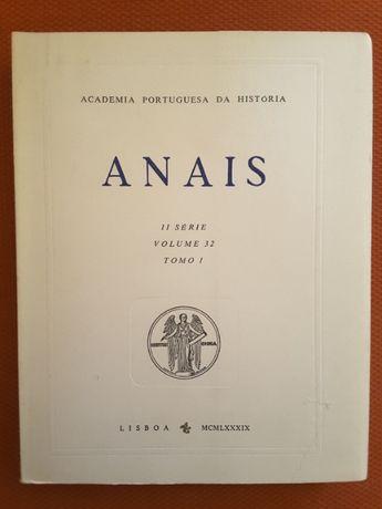 Anais da Academia de História (Brasil-Ultramar) / Portugal e o Mundo