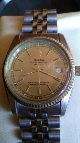 stare-zegarki Rolex i inne zegarki