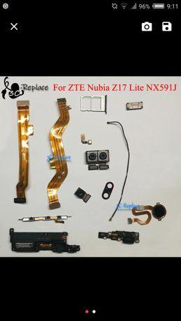 Телефон ZTE Nubia Z17Lite по запчастям. Торг.