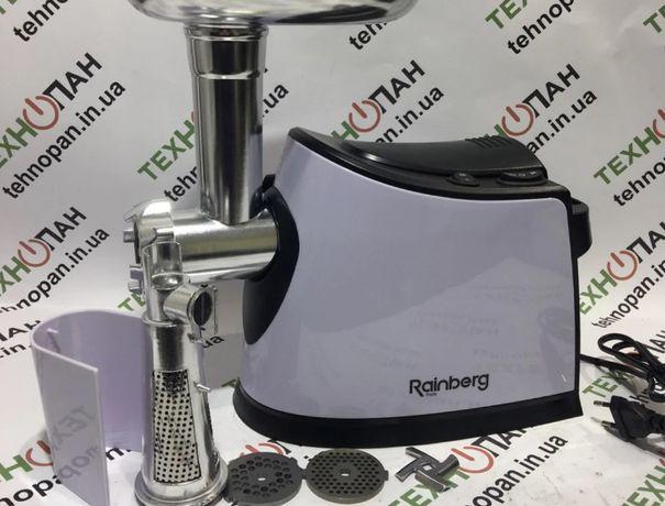 Rainberg RB 674 | Электреческая мясорубка, пельменное + песочное тесто