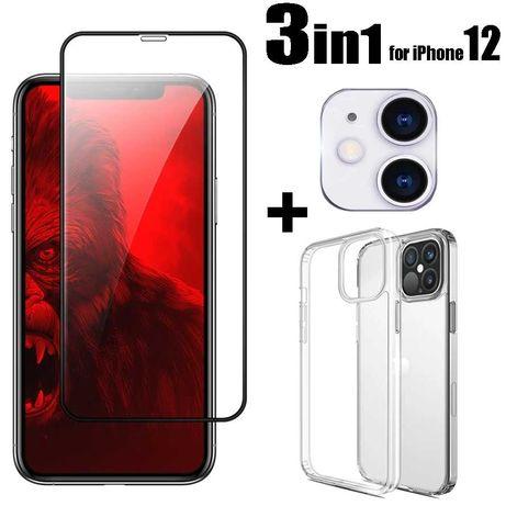 Conjunto iphone 12/12Pro/Pro Max