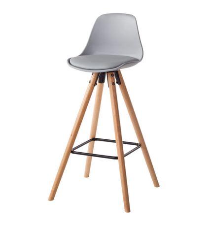 Krzesło barowe hoker Langford