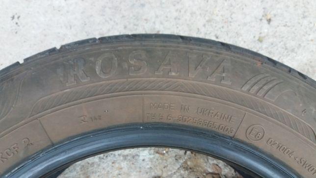 Продам (резину) шины Rosava R14 185/60