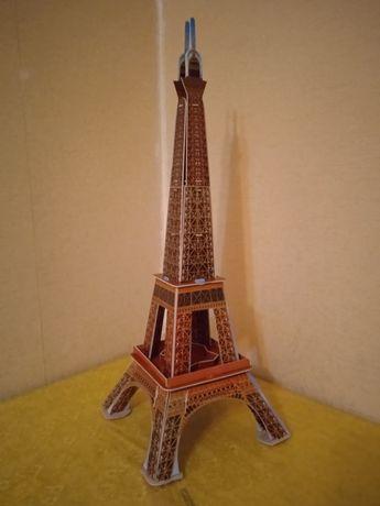 Пазлы 3-D Эйфелева башня