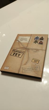 Kabaret Tey DVD zestaw