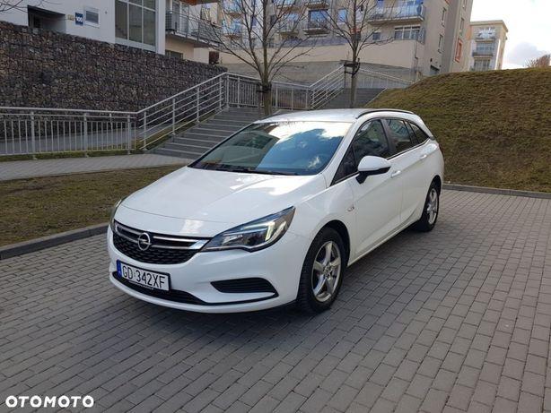 Opel Astra 1.6 Cdti 110KM Alu Serwis Tempomat Faktura VAt 23% Auto z Gwarancją !!