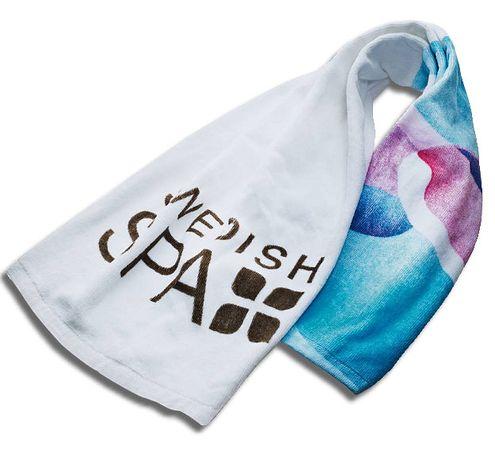 """Хлопковое полотенце для SPA-процедур """"Swedish Spa Towel"""" /Швеция/"""
