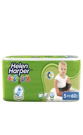 Подгузники Helen Harper Soft&Dry Junior 11-25 кг 60 шт