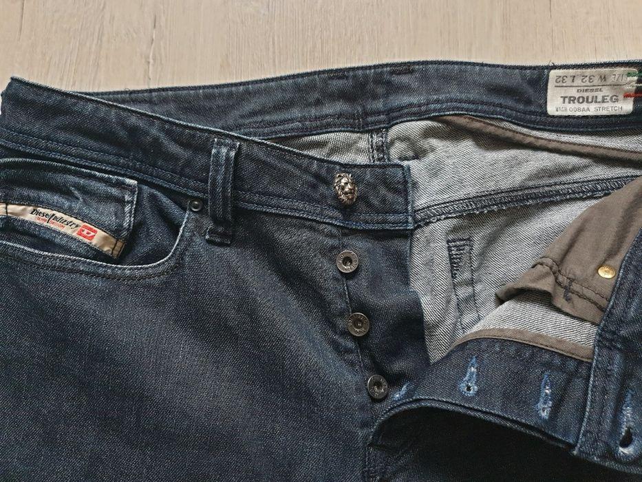 Diesel  джинсы оригинальные Вишневое - изображение 1