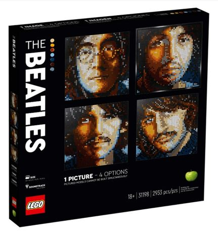 LEGO 31198 Art The Beatles