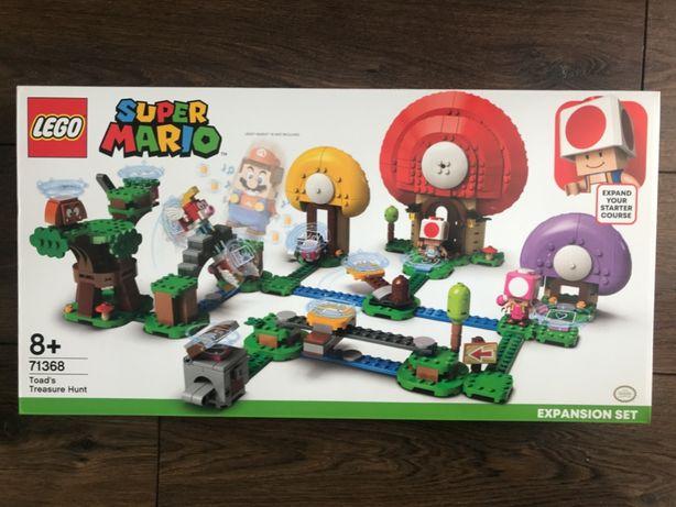 LEGO Super Mario 71368 Toad szuka skarbów - zestaw rozszerzający NOWE