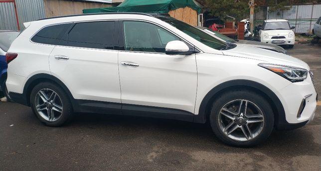 Hyundai Grand Santa Fe XL Limited Ultimate