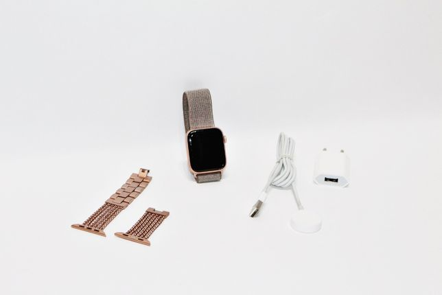 Zegarek Smartwatch IWatch Apple Watch Series 4 44mm Różowy