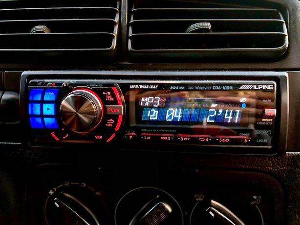 Radio Alpine CDA-105ri