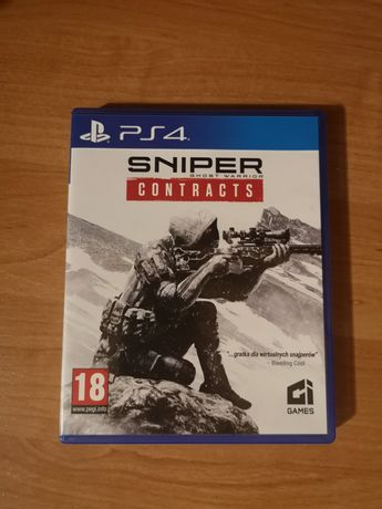 Sniper Contracts ps4