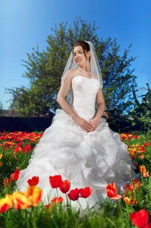 Свадебное платье (продажа, обмен)