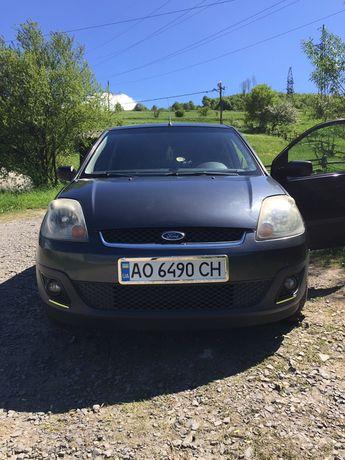 Форд фіеста