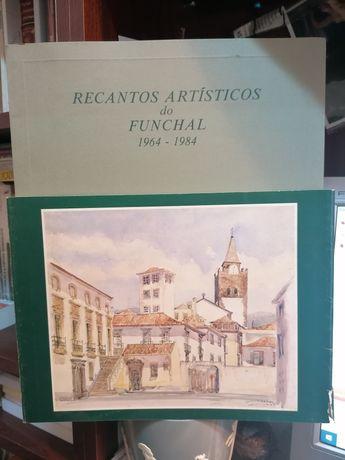MADEIRA  Recantos Artísticos do FUNCHAL 1964-84