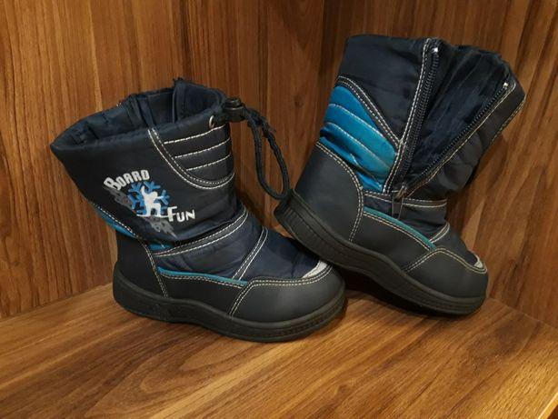 Сапоги зимние, ботинки