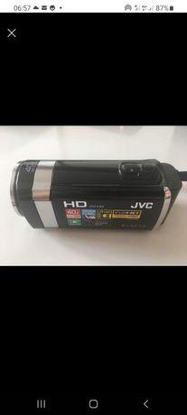 Kamera JVC + SD karty