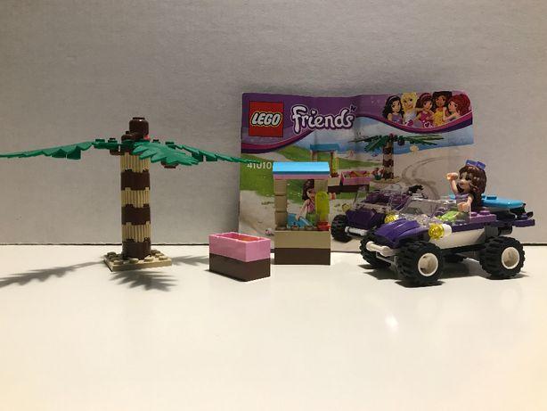 Lego Friends 41010 Olivia łazik plażowy