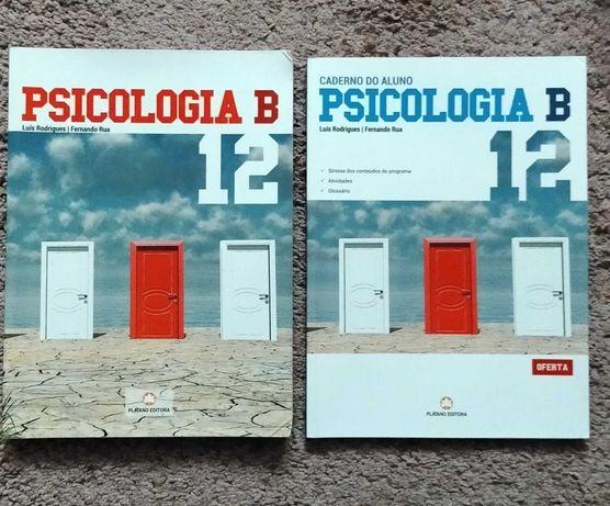 Psicologia B 12.Ano Manual e Caderno do aluno
