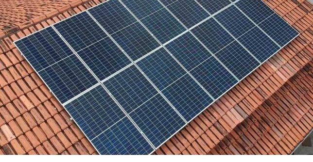 Painel Fotovoltaico 400w Monocristalino Jinko Solar