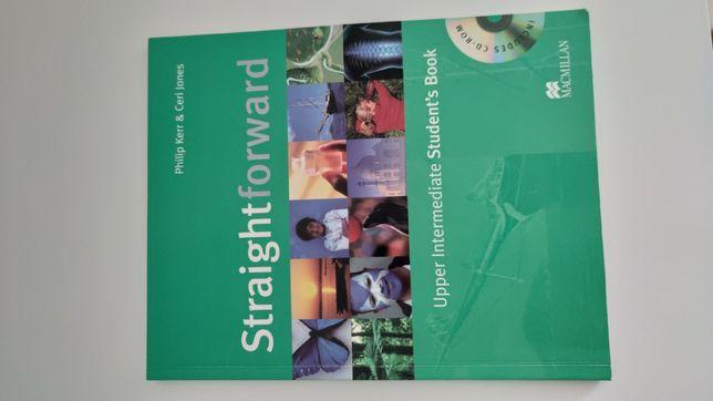 Straightforward straight forward upper intermediate student book b2