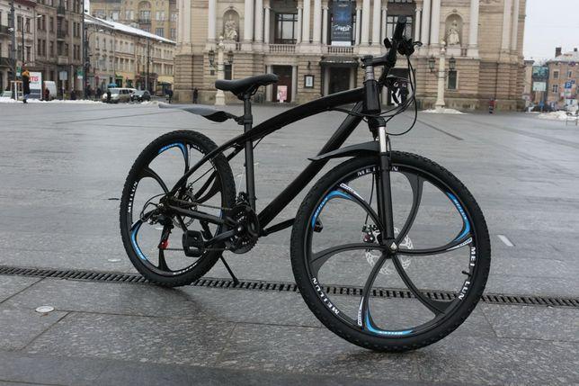 """Стильный Велосипед BMW Сталь, на литых 26"""" дисках Звоните Гарантия !"""