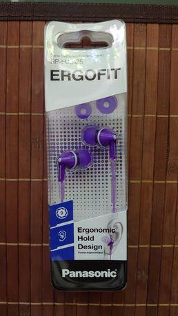 Nowe słuchawki PANASONIC RP-HJE125