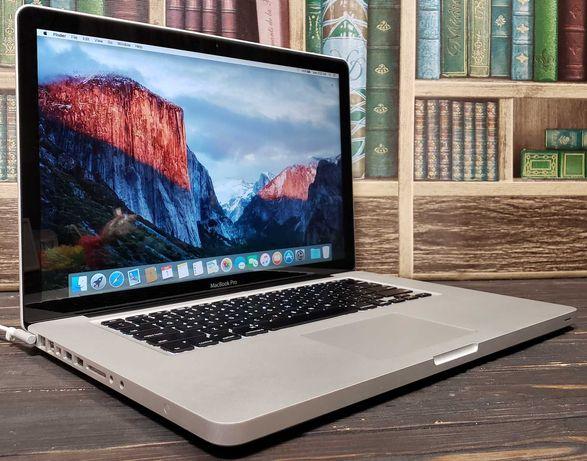 """Ноутбук MacBook Pro 15"""" (MC371) 2010 i5/4GB/1TB/GT330M / РАССРОЧКА!"""