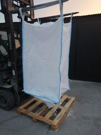 Big Bag wkład foliowy 90x90x180 cm na kukurydze szybka wysyłka