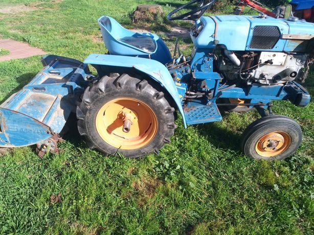 Mini tractor  14 CV c/frese